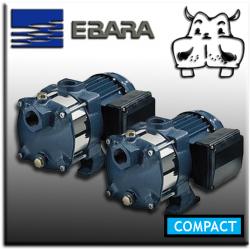 Elettropompa multistadio silenziosa Ebara Compact AM BM A B
