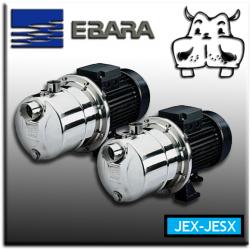 electropompa ebara autoamorsanta trifazata V400T monofazata V230M in inox