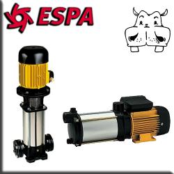 elettropompe pompe multistadio verticali multistadio autoadescanti Espa a buon rapporto qualità prezzo