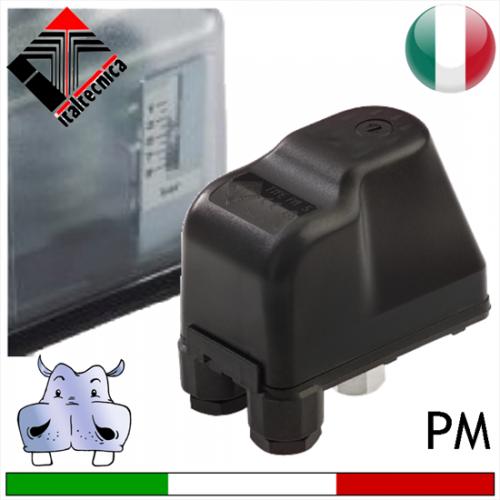 Italtecnica pressostato pm pressostati alimentatori aria for Autoclave funzionamento schema