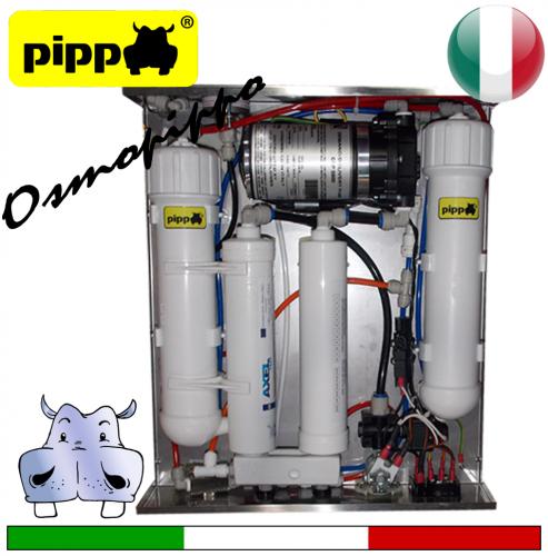 Depuratore acqua ad osmosi per casa modello osmopippo - Depuratore acqua casa prezzo ...