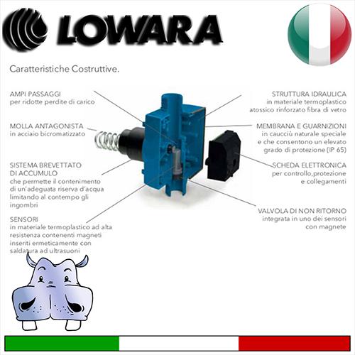 Lowara regolatore di pressione presscontrol genyo8a 2 for Autoclave funzionamento schema