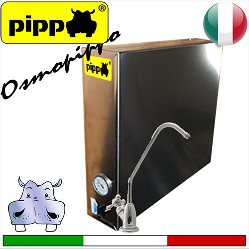 Depuratore acqua ad osmosi per casa modello OSMOPIPPO Depuratori osmosi inversa affinatori acqua