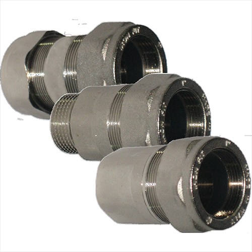Raccordo per tubo acciaio rapido manicotto raccordi rapidi for Raccordi per tubi scaldabagno