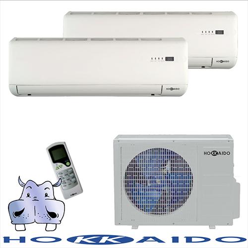 Condizionatori climatizzatori aria inverter hokkaido for Climatizzatori multisplit