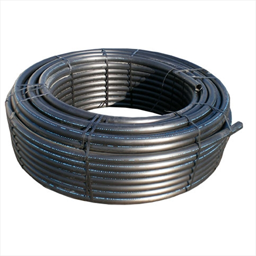 Tubazione flessibile in polietilene pe alta densit for Tubi per irrigazione a goccia prezzi