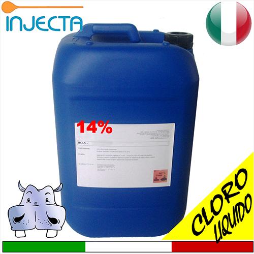 Cloro liquido ipoclorito di sodio per potabilizzazione for Cloro per piscine