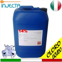 Dosaggio prodotti chimici ph cloro for Cloro liquido per piscine