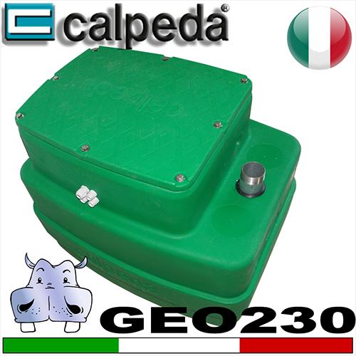 Calpeda - Stazioni di sollevamento per fognature GEO230 ...