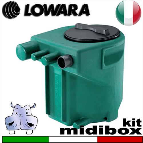 Lowara - Stazione di sollevamento MIDIBOX KIT per acque ...