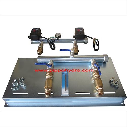 Schema Elettrico Alternanza Pompe : Pippohydro kit switchmatic pompe kit completo di basamento