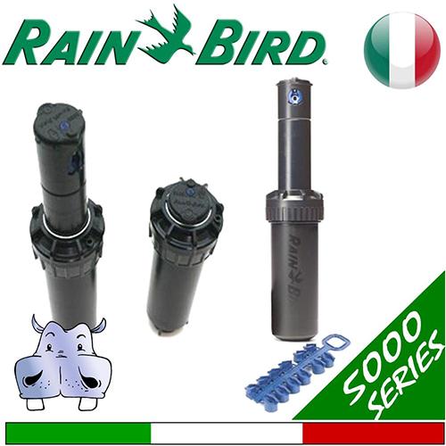 Irrigatore dinamico turbina rain bird serie 5000 pop up for Irrigatore dinamico