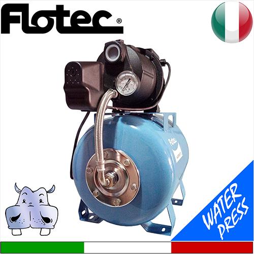Kit autoclave per casa flotec waterpress automatico - Autoclave per casa ...