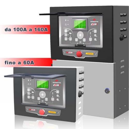 Schema Elettrico Quadro Ats : Quadro intervento automatico emergenza ats per mancanza di