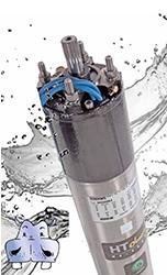 vendita assistenza a prezzi economici e trasporto gratis per eletropompe pompe di acqua motori sommersi MAC6 desert line caprari in acciaio inox per casa giardini per cisterne e pozzi profondi