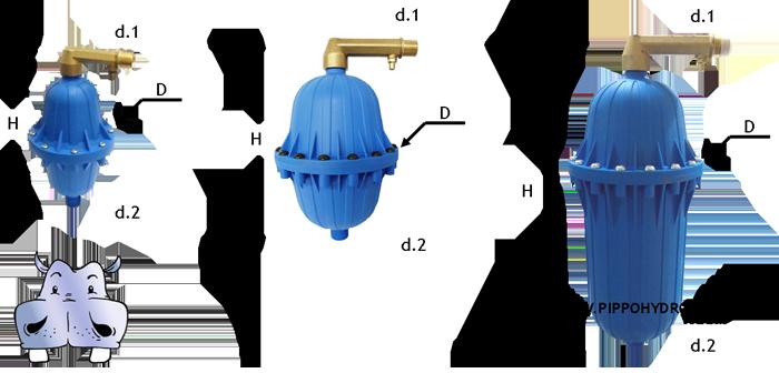 Pippo alimentatore automatico aria autoclavi polmoni for Autoclave funzionamento schema