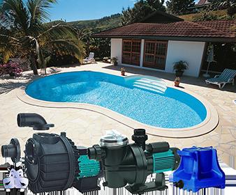 Elettropompe piscina sistemi e nuoto controcorrente espa - Motore per piscina ...
