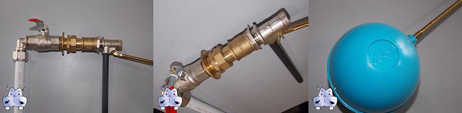 Schema Elettrico Galleggiante Serbatoio Acqua : Pippohydro kit gruppo di riempimento serbatoio completo di