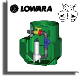 Accoppiamento rapido lowara per elettropompe dl lowara for Pompe per acquari prezzi