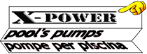 pompe per ricircolo ottimale acqua in piscine di piccole dimensioni xpower pool pumps