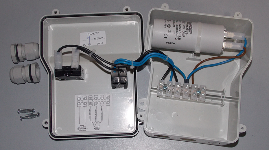 Schema Elettrico Per Pompa Sommersa Monofase : Schema quadro elettrico pompa sommersa monofase