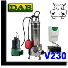 Soccorritori per pompe sommerse prezzi boiserie in for Pompe per acquari prezzi