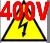 alimentazione elettrica 400 vac trifase pompe calpeda per pompaggio acqua piscina
